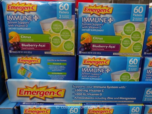 Emergen-C Immune Plus Costco 2