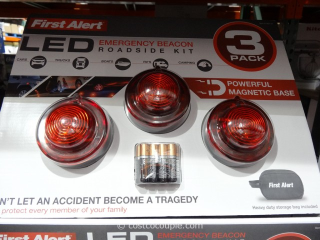 First ALert LED Emergency Beacon Costco 2