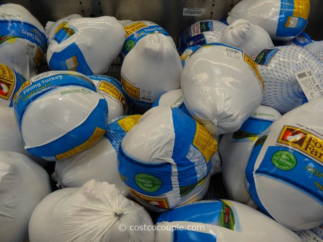 Foster Farms Fresh Young Turkey Costco 1