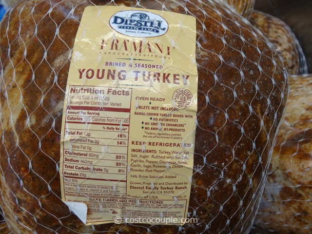 Framani Distel Seasoned Turkey Costco 2