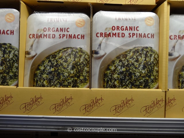 Framani Organic Creamed Spinach Costco 2