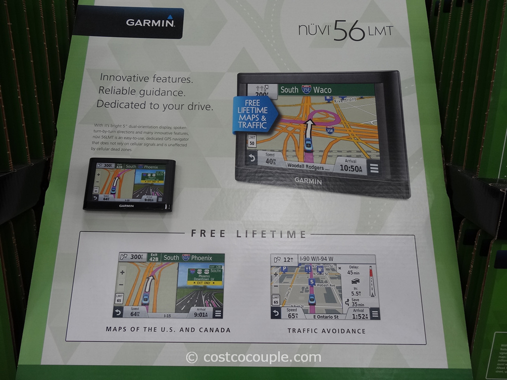 Garmin Nuvi 56LMT-HD Costco 2