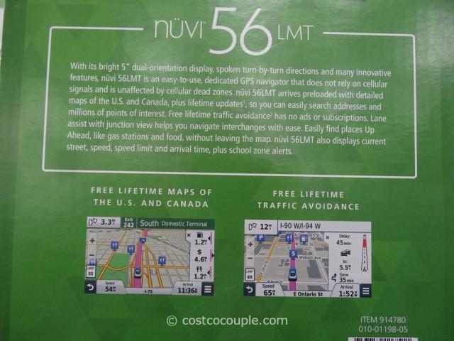 Garmin Nuvi 56LMT-HD Costco 4