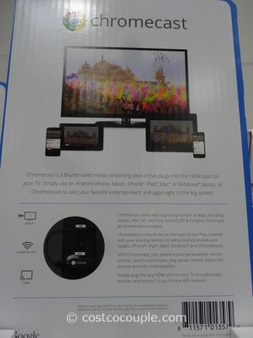 Google Chromecast Costco 3