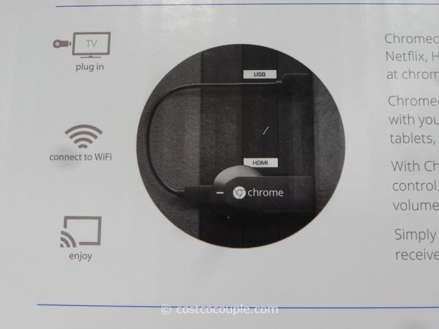 Google Chromecast Costco 4