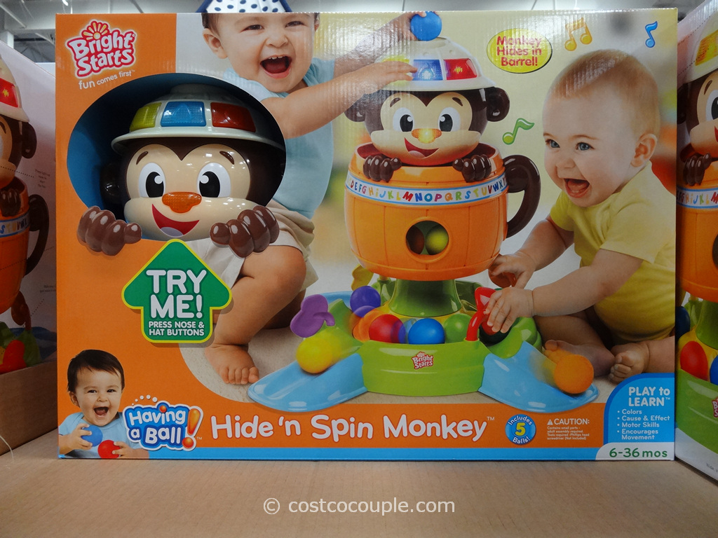 Hide N Spin Monkey Costco 2