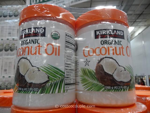 Kirkland Signature Organic Coconut Oil Costco 2