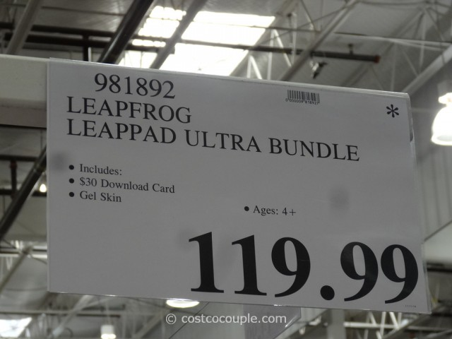 Leapfrog Leappad Ultra Superpack Costco 1