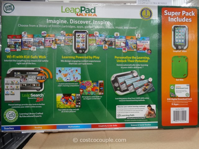 Leapfrog Leappad Ultra Superpack Costco 2