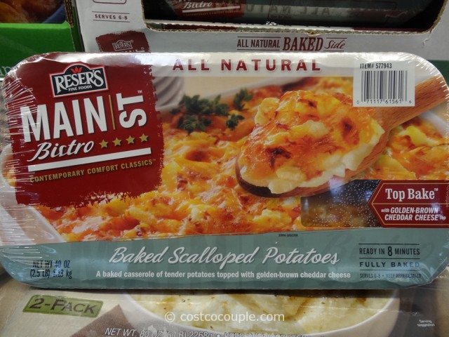 costco thanksgiving mashed potatoes