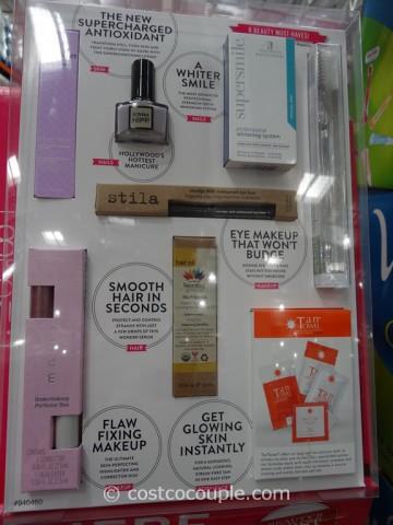 NewBeauty Beauty Box Fall Winter Issue Costco 2