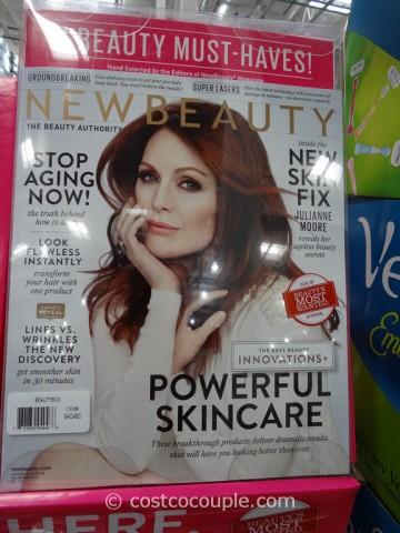 NewBeauty Beauty Box Fall Winter Issue Costco 3
