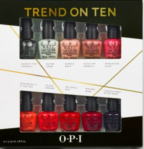 OPI Nail Polish Set Costco 2