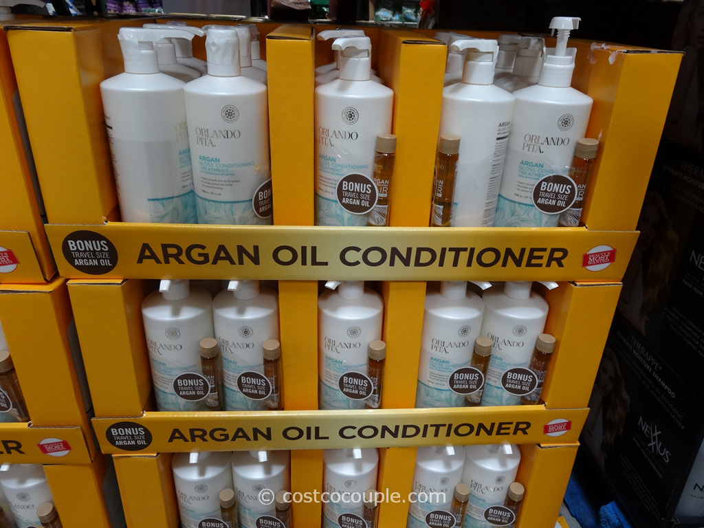 Orlando Pita Argan Oil Conditioner Costco 2