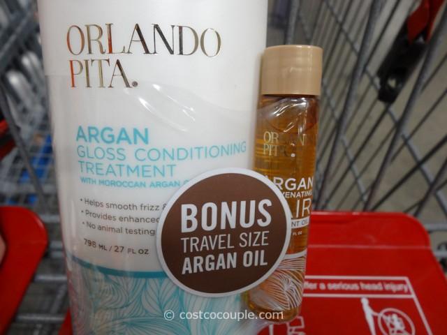 Orlando Pita Argan Gloss Conditioning Treatment