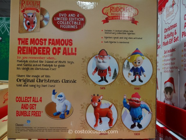 Rudolph 50th Anniversary Collector S Edition Set