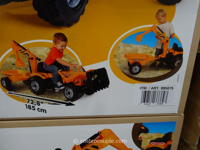 Smoby toys construction ride on - Costco toys for kids ...