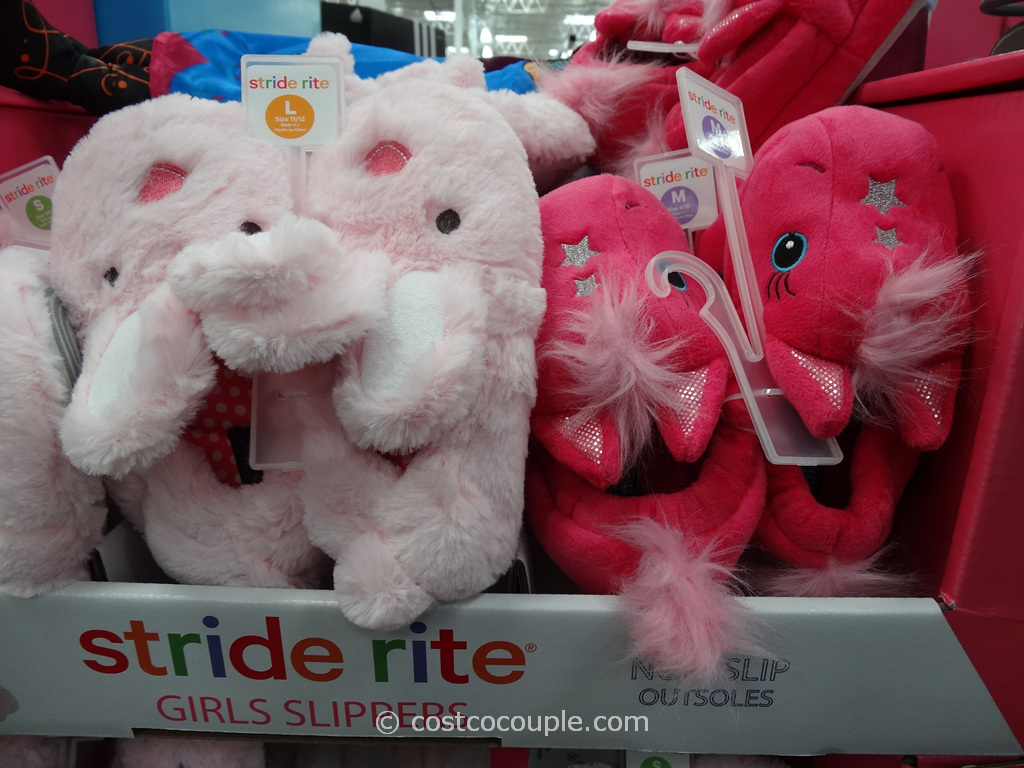 Stride Rite Kids Slippers Costco 5