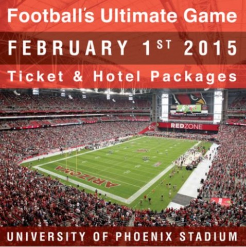 Super Bowl 2015 Ticket and Hotel Package Costco 3