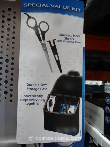 Wahl Deluxe Haircut Kit Costco 5