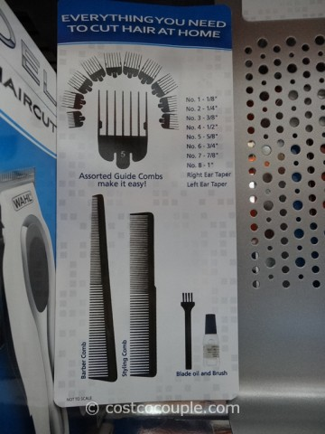 Wahl Deluxe Haircut Kit Costco 6