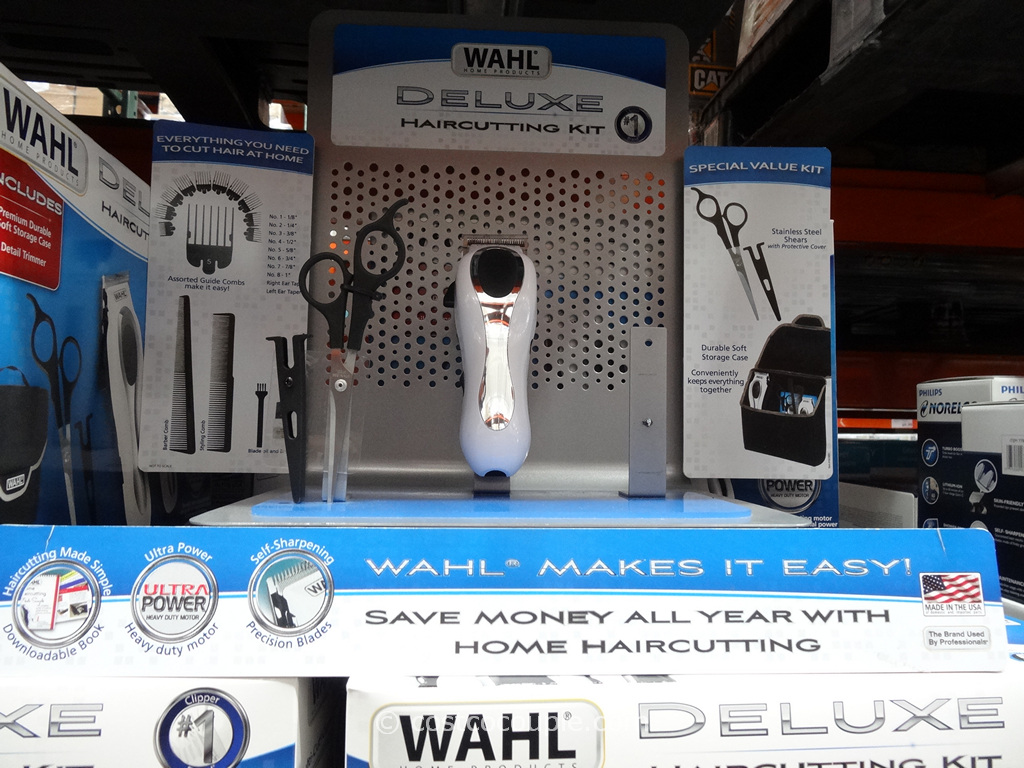 Wahl Deluxe Haircut Kit Costco 7