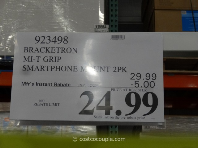 Bracketron Universal Smartphone Holders Costco 1