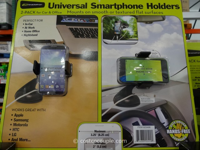 Bracketron Universal Smartphone Holders Costco 2
