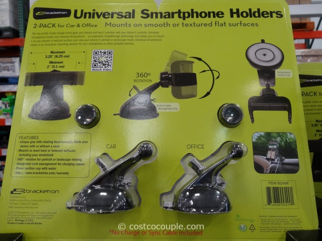 Bracketron Universal Smartphone Holders Costco 4