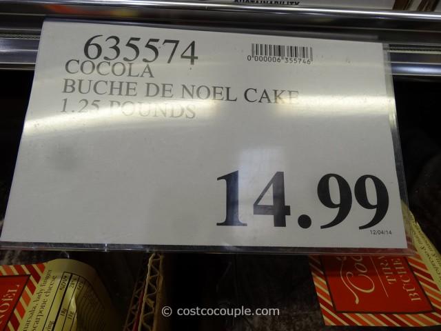 Cocola Buche De Noel Costco 1