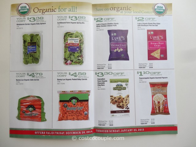 Costco Jan2015 Organic Instant Savings 4