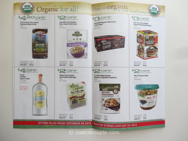 Costco Jan2015 Organic Instant Savings 6