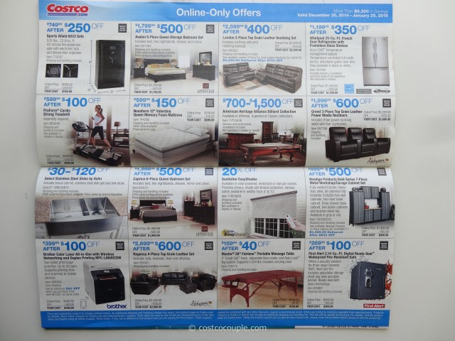 Costco January 2015 Coupon Book 10
