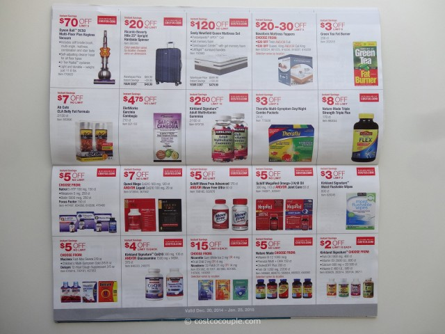 Costco January 2015 Coupon Book 5
