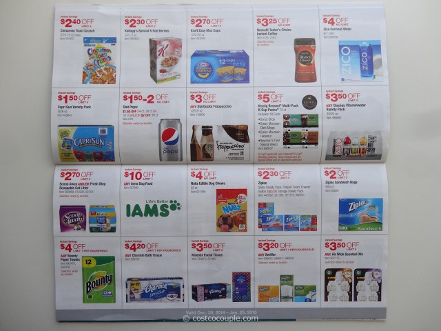Costco January 2015 Coupon Book 7