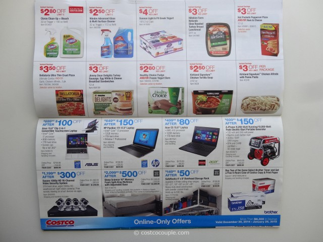 Costco January 2015 Coupon Book 9