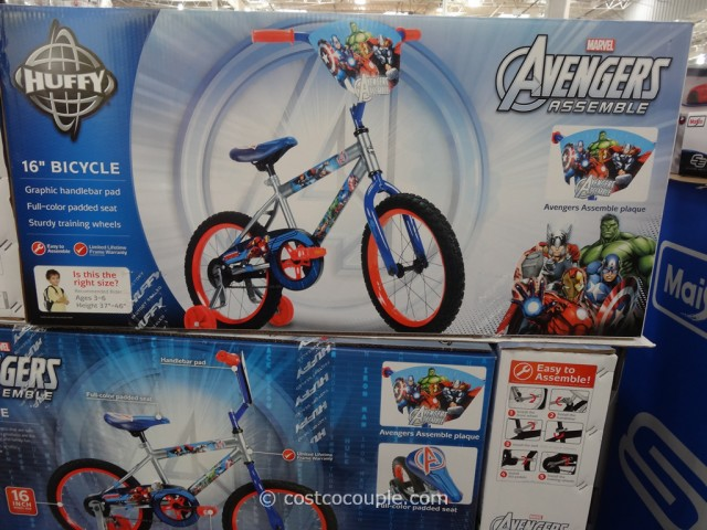 Disney Avengers 16-Inch Bicycle Costco 1