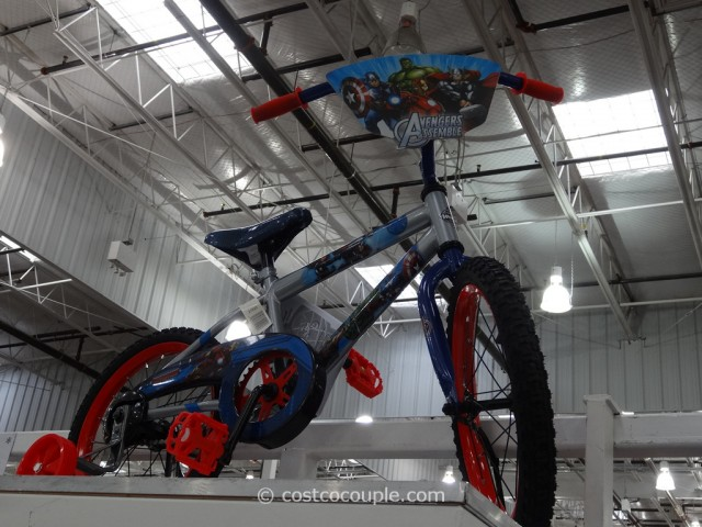 Disney Avengers 16-Inch Bicycle Costco 6