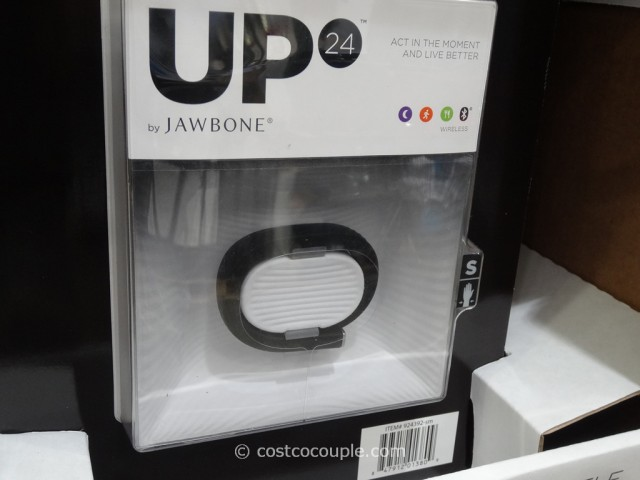 Jawbone Up24 Bluetooth Activity Tracker Costco 4