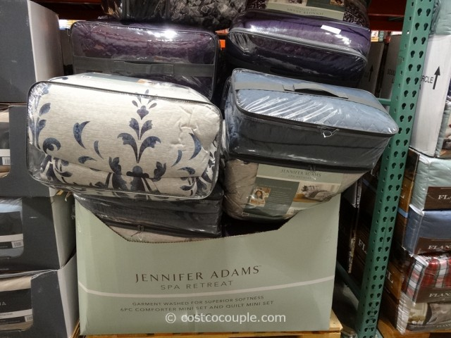 Jennifer Adams King Bed Set