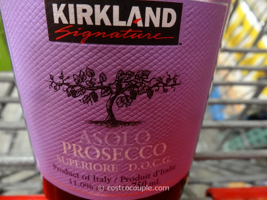 Kirkland Signature Asolo Prosecco Costco 3