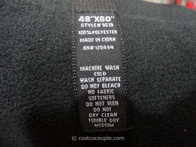 River West Waterproof Fleece Blanket Costco 7