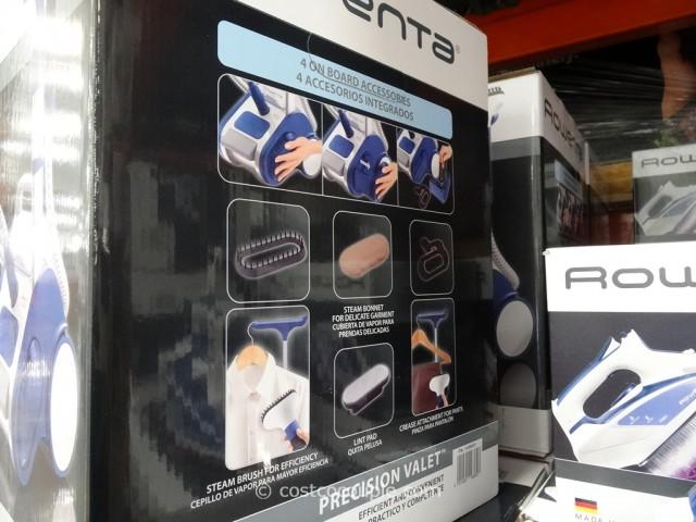 Rowenta Precision Valet Garment Steamer Costco 4