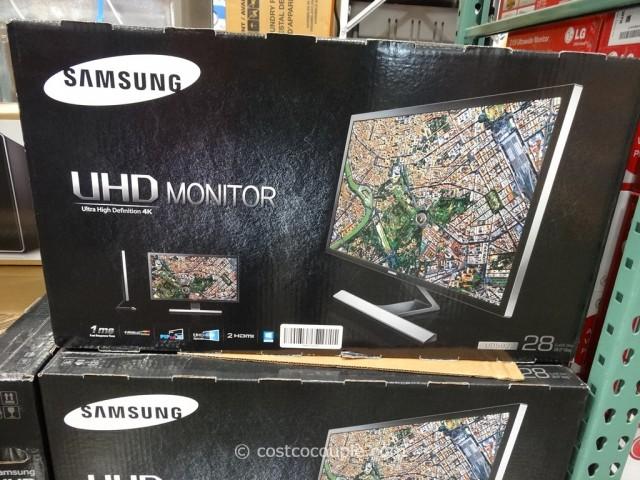 Costco Portable Tv : Samsung ultra hd k inch monitor