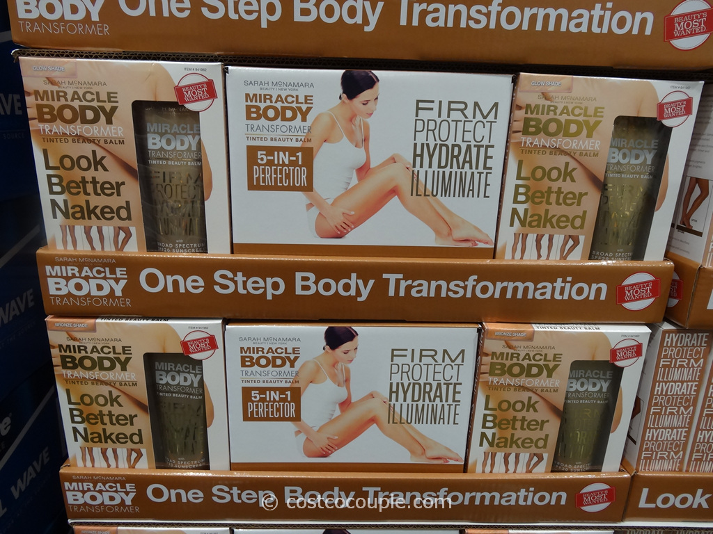 Sarah McNamara Miracle Body Transformer Costco 5