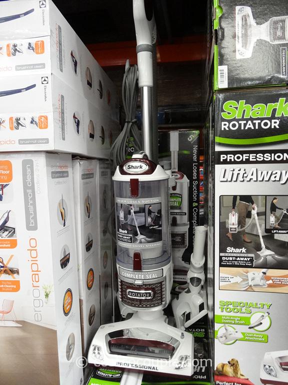 Shark Rotator Professional Lift-Away Vacuum Costco 4