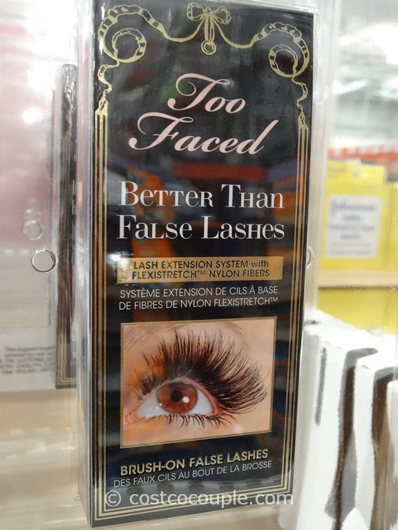 Too Faced Better Than False Lashes Costco 3