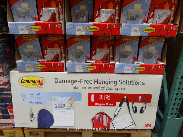 3M Command Hooks Set Costco 3