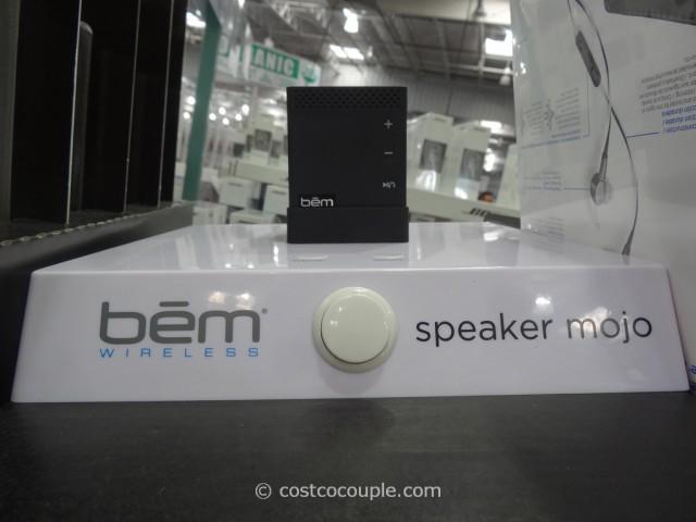 BEM Wireless Mojo Bluetooth Speaker Set Costco 2