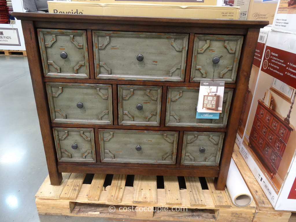 Bayside Furnishings Alexa Accent Cabinet Costco 1